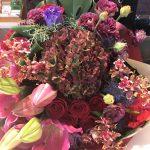 とてもリッチな花束!