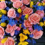 17色のバラがhanamoに来ました!!