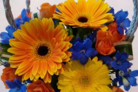 今週の花アレンジ!