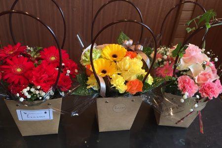 05/12 母の日 お母さんに素敵な花をプレゼント!
